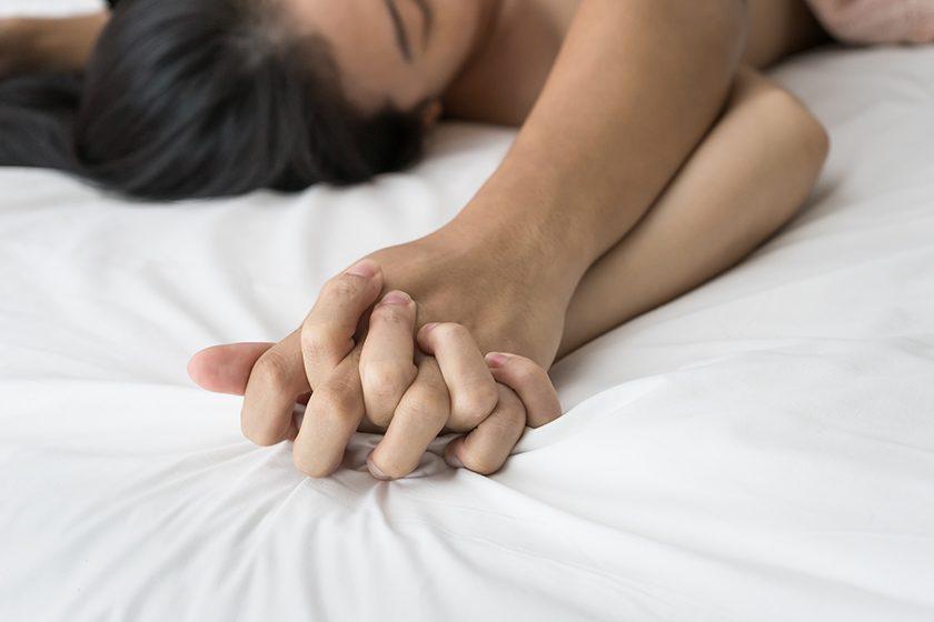 Aus kein Sex kann auch wieder guter Sex werden