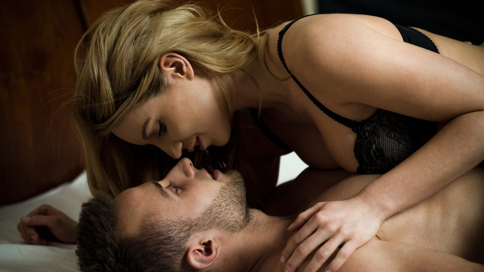 Guter Sex heißt auch, Sex-Talk zu üben.