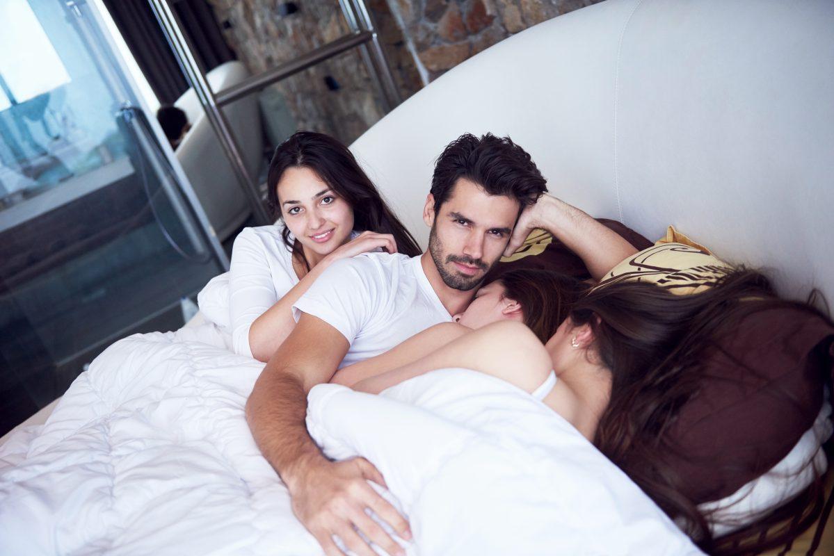 Orgasmus mit dildo