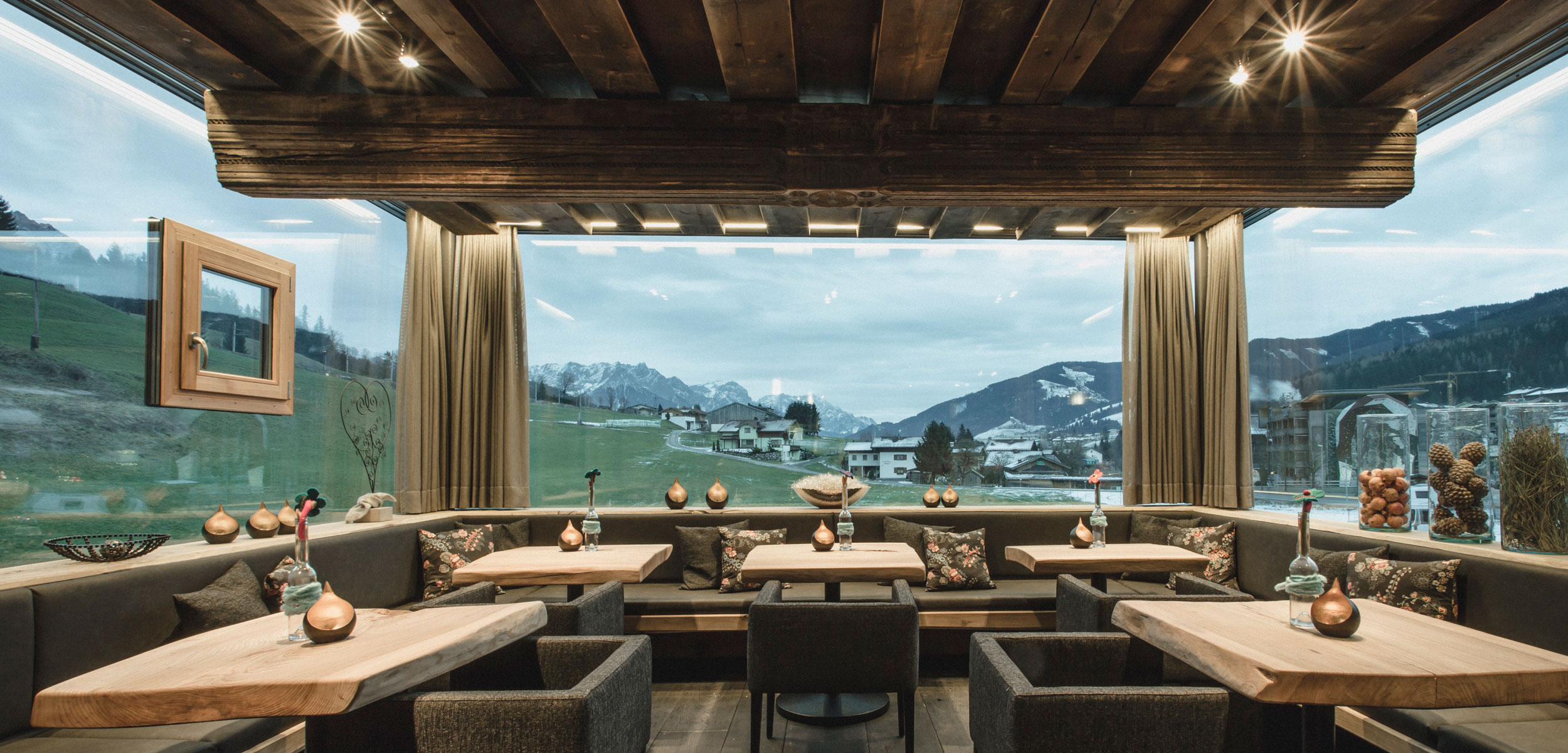 6 leistbare designhotels in sterreich maxima for Design hotel leogang