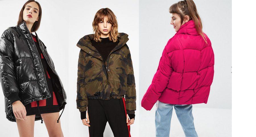 1593b033a Daunen hoch! Diese Jacken tragen jetzt alle Fashionistas - maxima