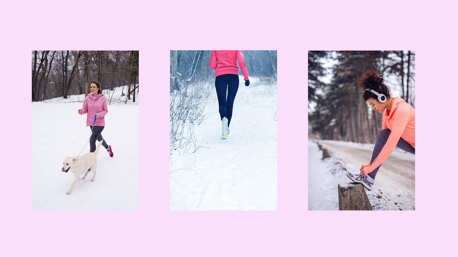 Laufen Winter