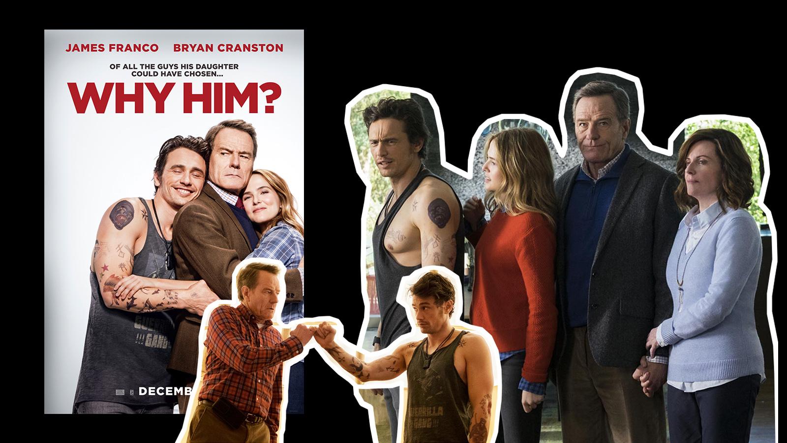 Why Him? Besetzung