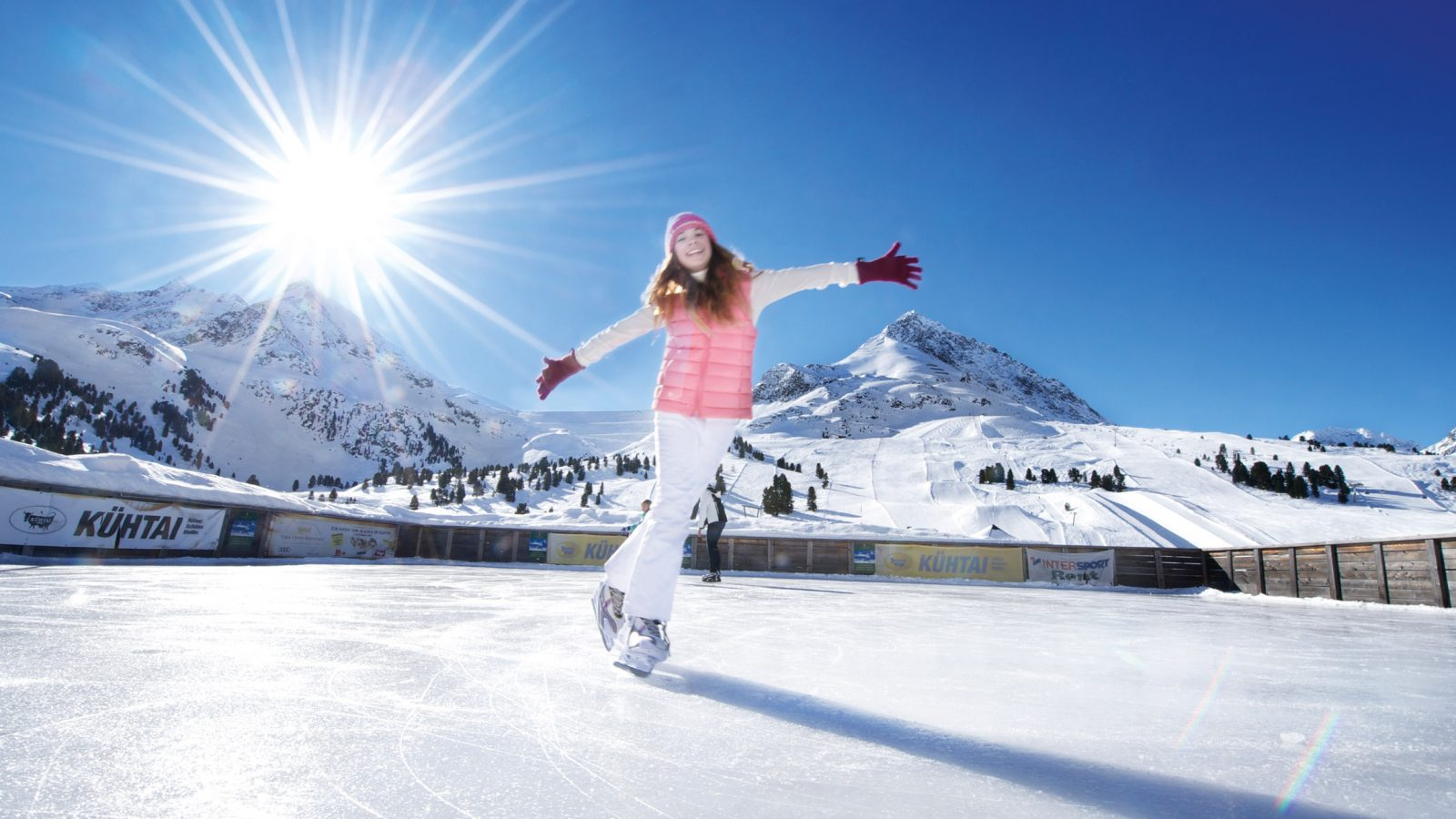 Eislaufplätze