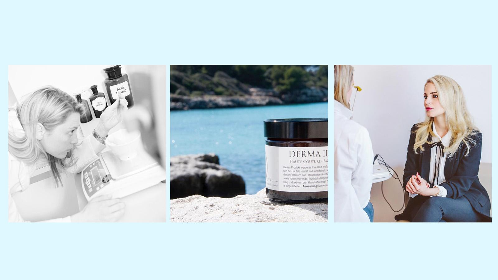 Personalisierte Schönheitspflege