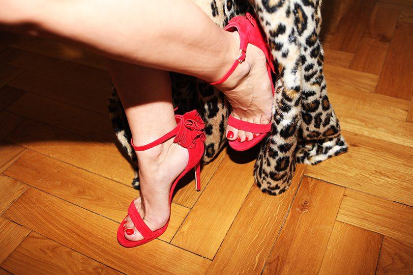 minimaler aufwand maximale wirkung styling tipps f r high heels. Black Bedroom Furniture Sets. Home Design Ideas