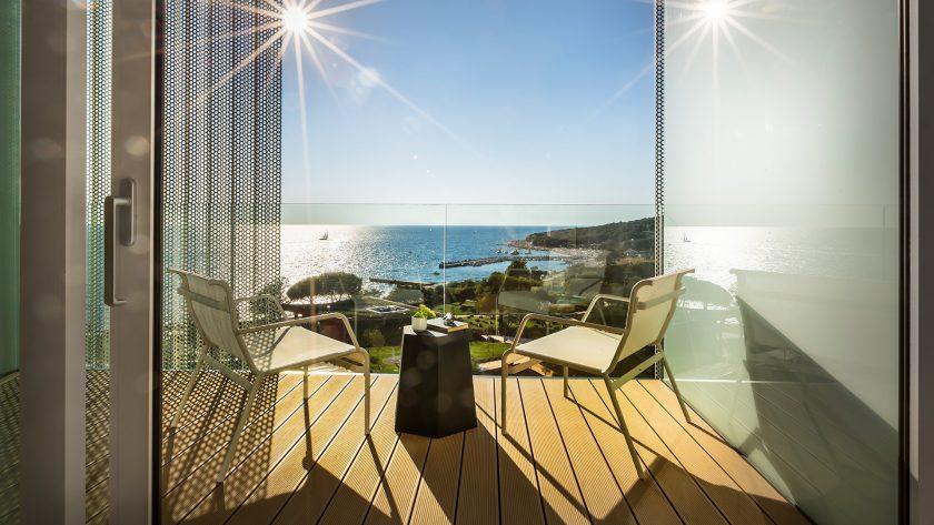 Hotels am Meer
