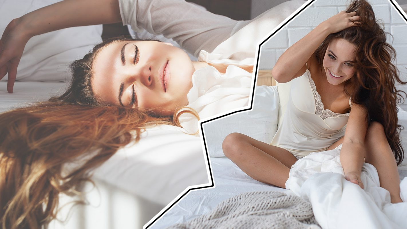Traumhaare über Nacht Einfache Tricks Für Schöne Haare