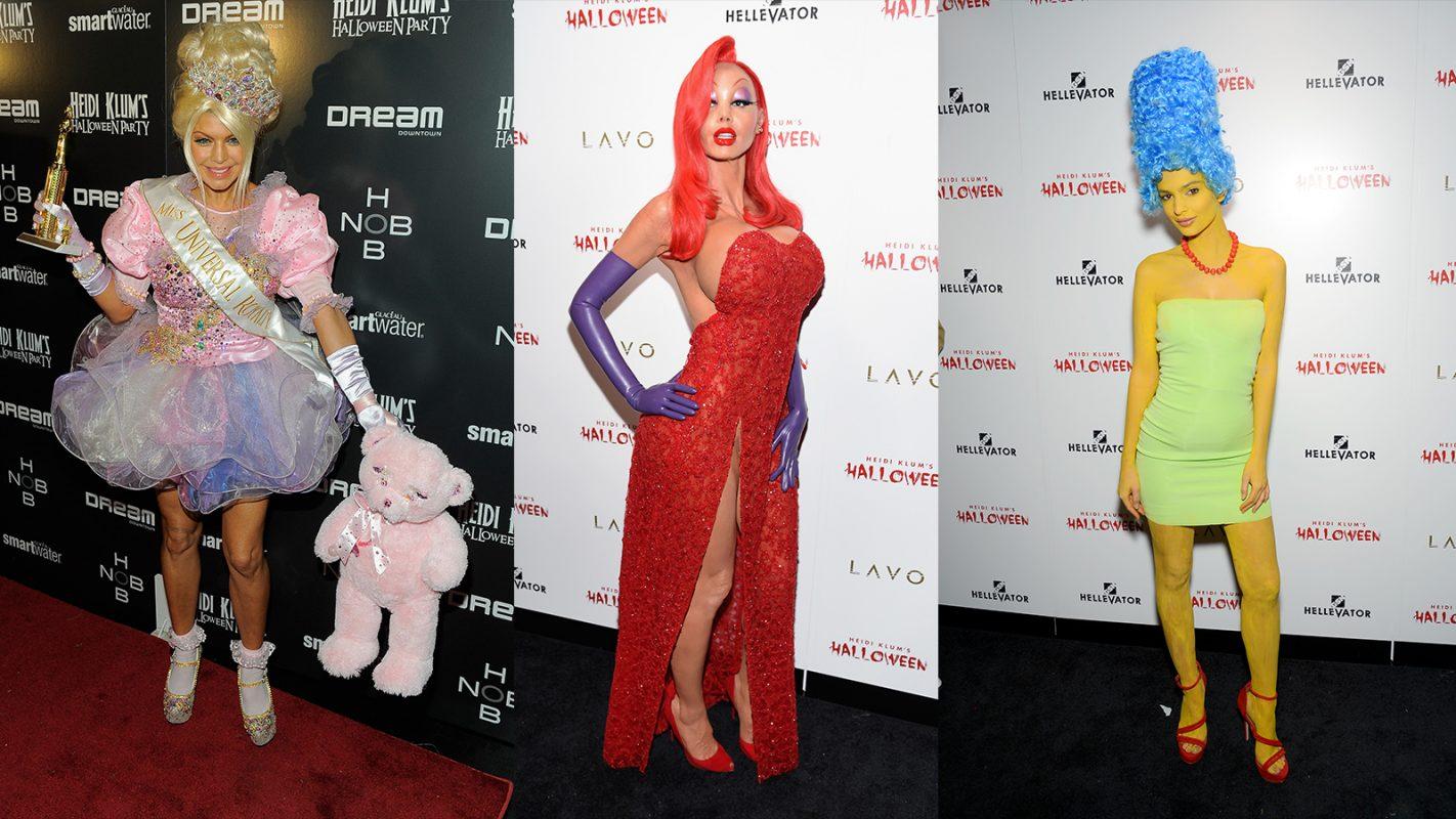 Halloween Kostueme Stars.Halloween In Hollywood Die Unvergesslichsten Halloween Kostume Der Stars
