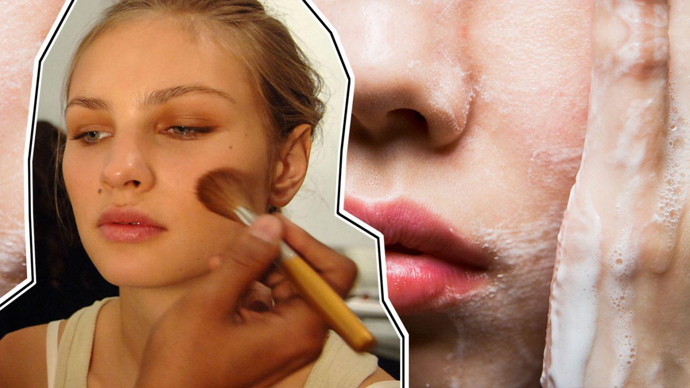 Anti Akne Die Besten Make Up Produkte Bei Unreiner Haut