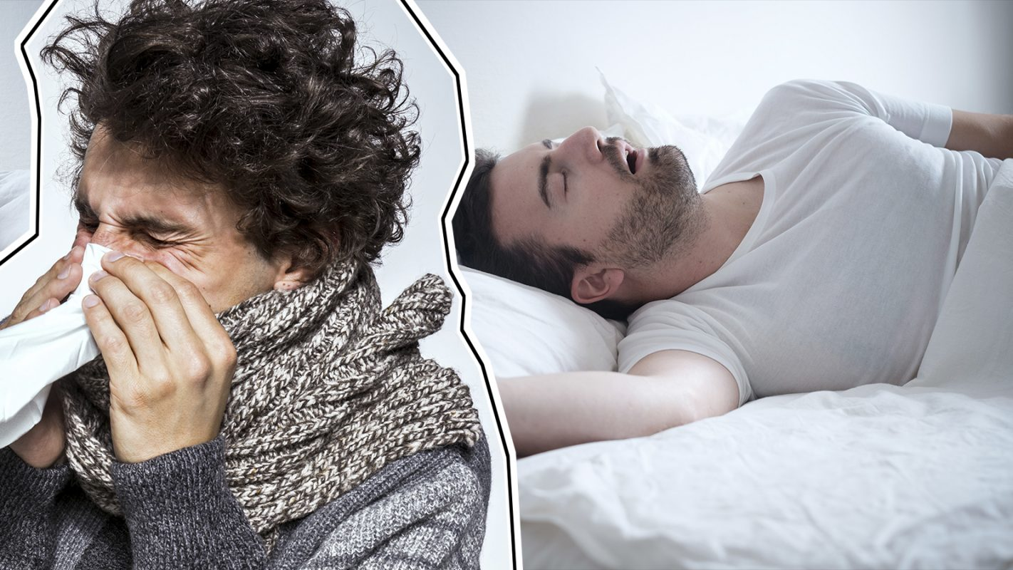 Ganz schön krank: Männer leiden wirklich mehr!