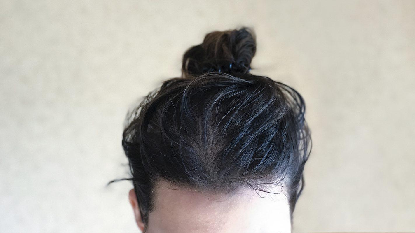 Die Besten Frisuren Tricks Bei Fettigen Haaren