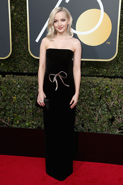 golden globes 2018 best dressed