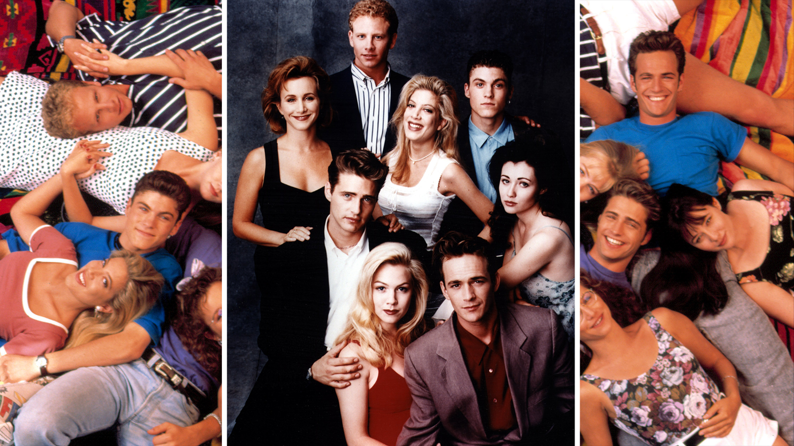 Die Stars aus Beverly Hills 90210