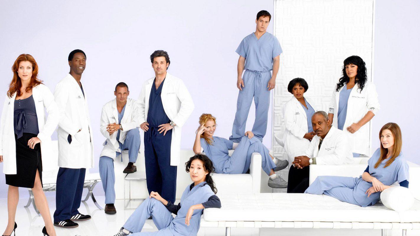 Hast du schon von dem neuen Spin-off von Grey\'s Anatomy gehört?