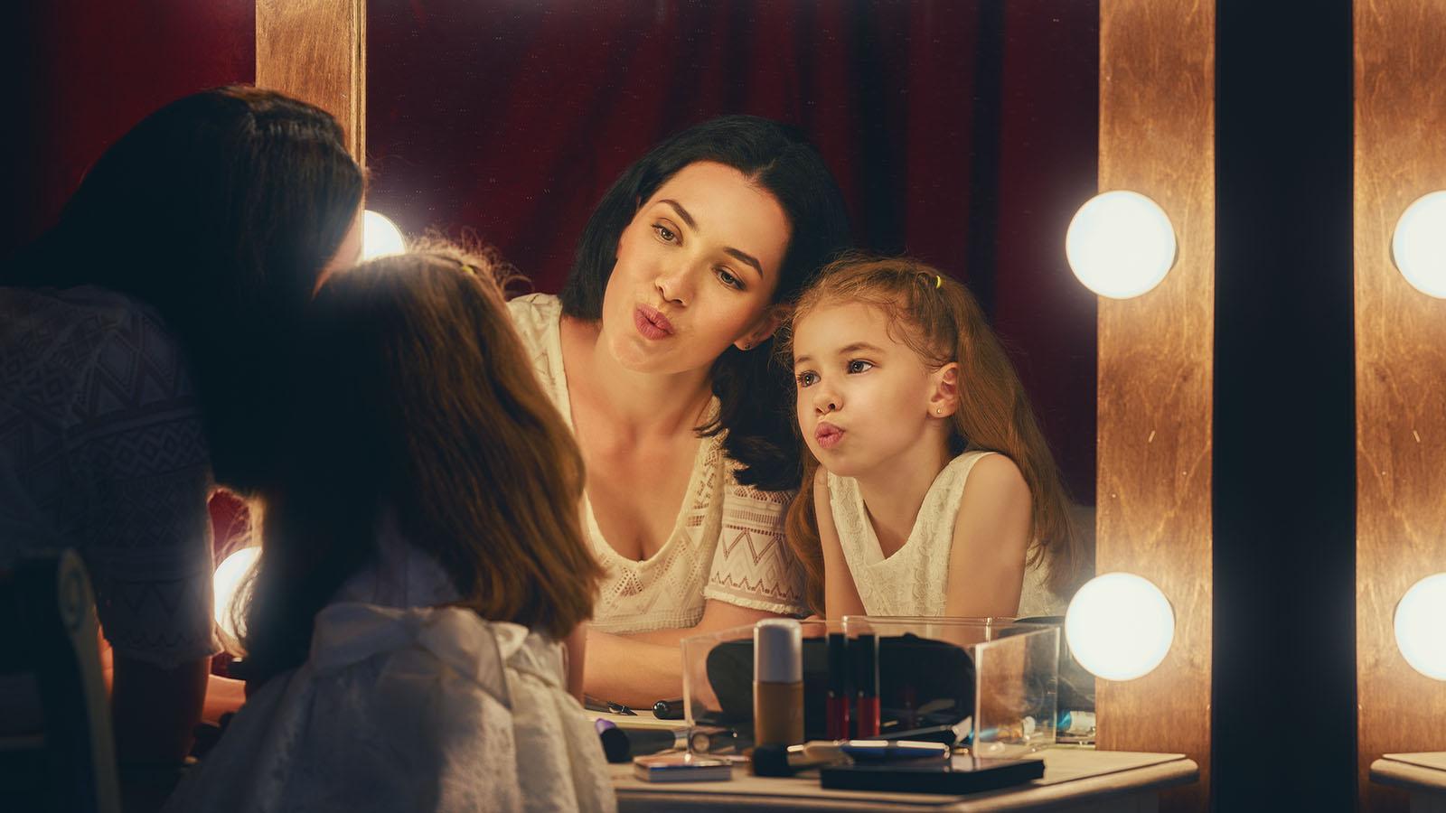 Beauty-Tricks für Mütter