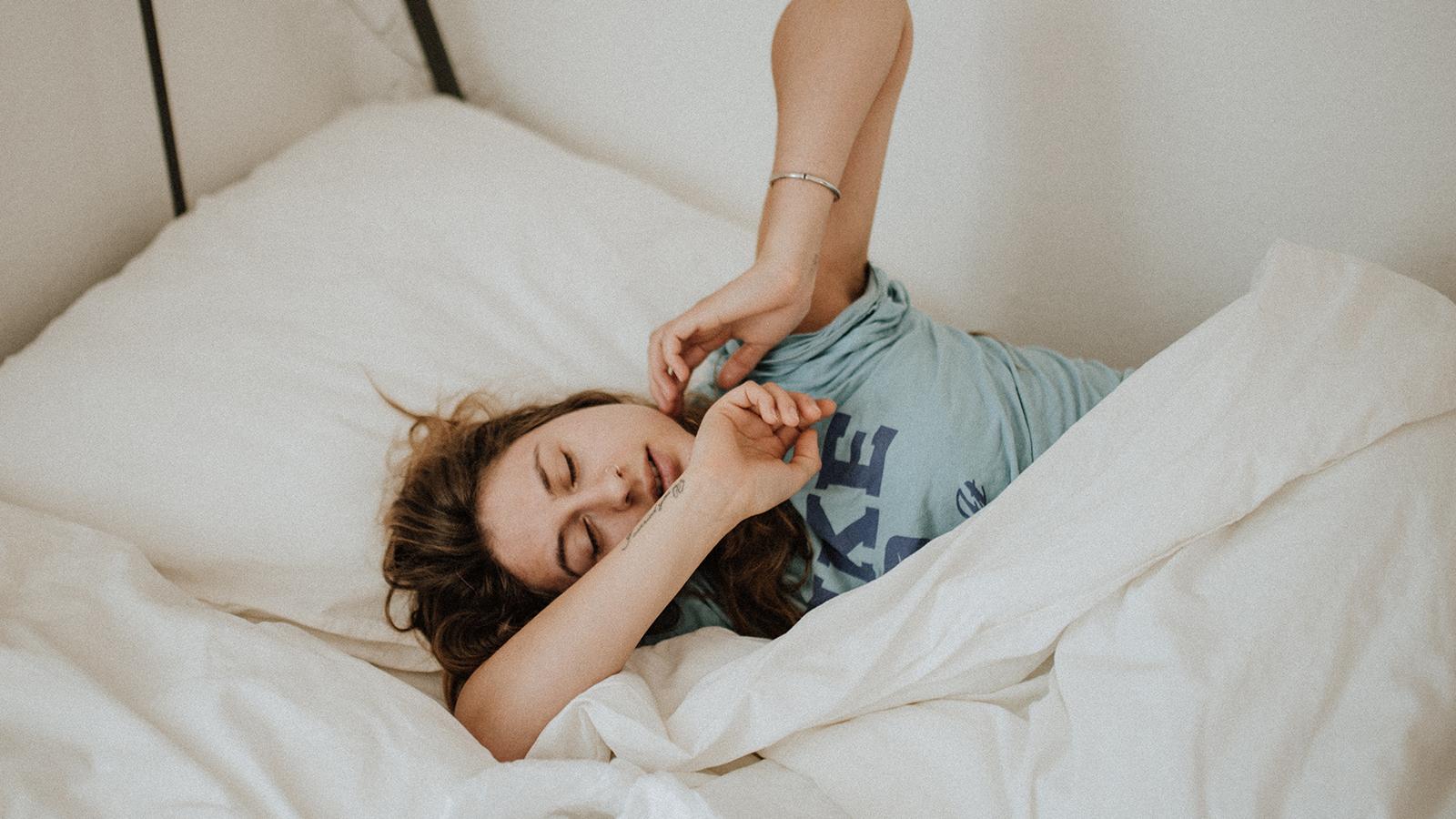 Schlafenszeit Eule Lerche