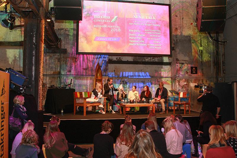 maxima Comepass Blogger Festival Elle Darby
