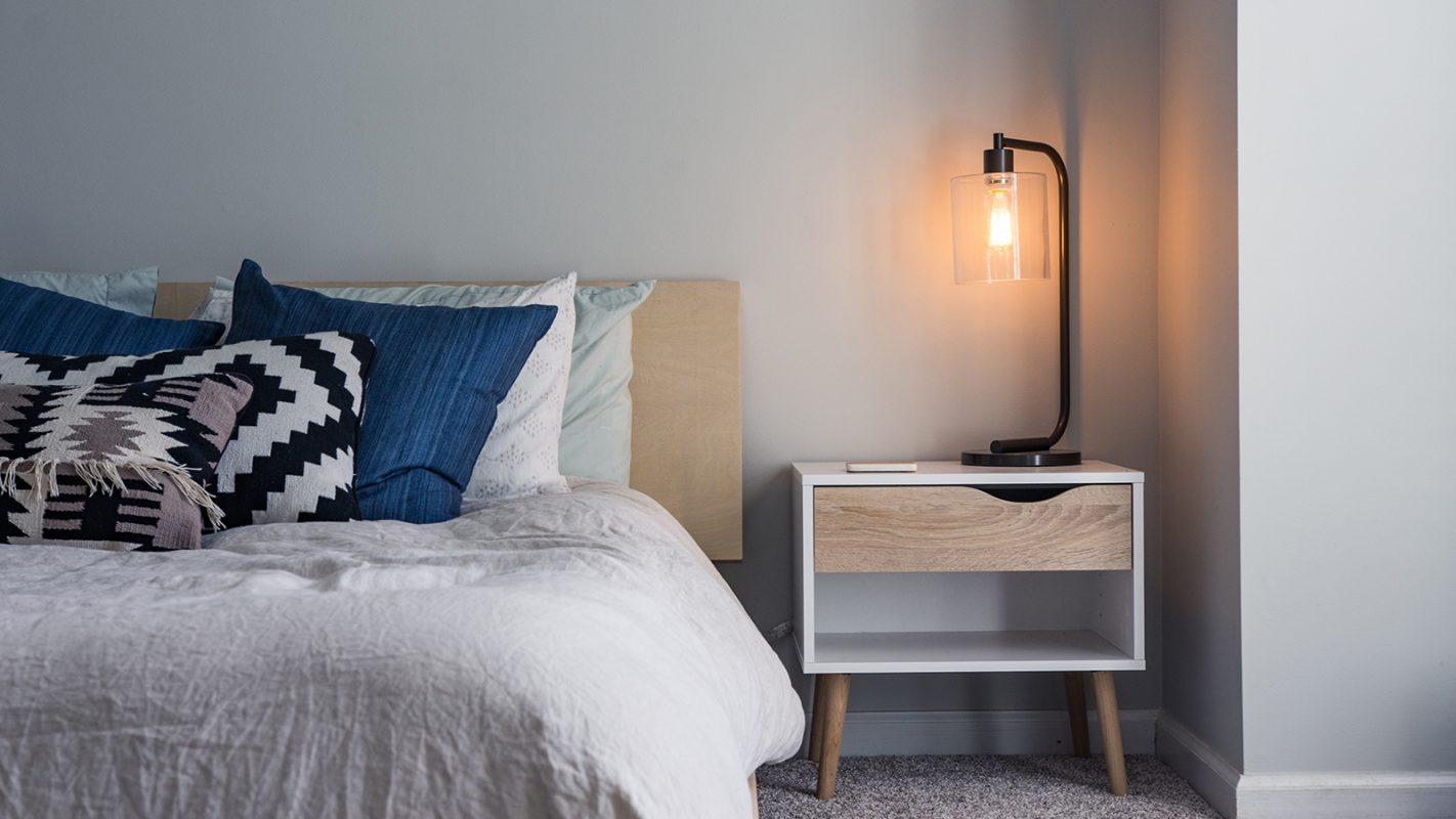 wer im schlafzimmer auf die richtigen farben setzt liegt richtig. Black Bedroom Furniture Sets. Home Design Ideas