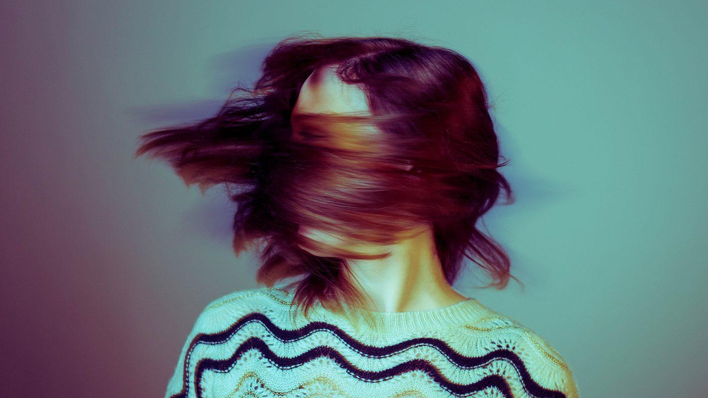 fettige haare