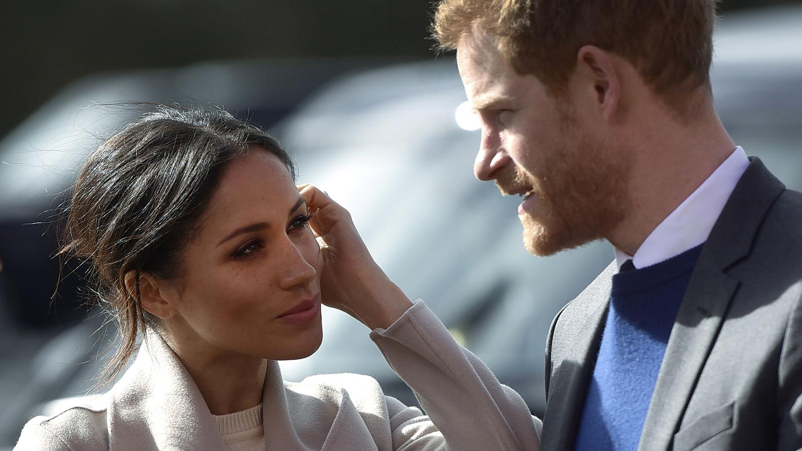 Hochzeit von Prinz Harry und Meghan Markle