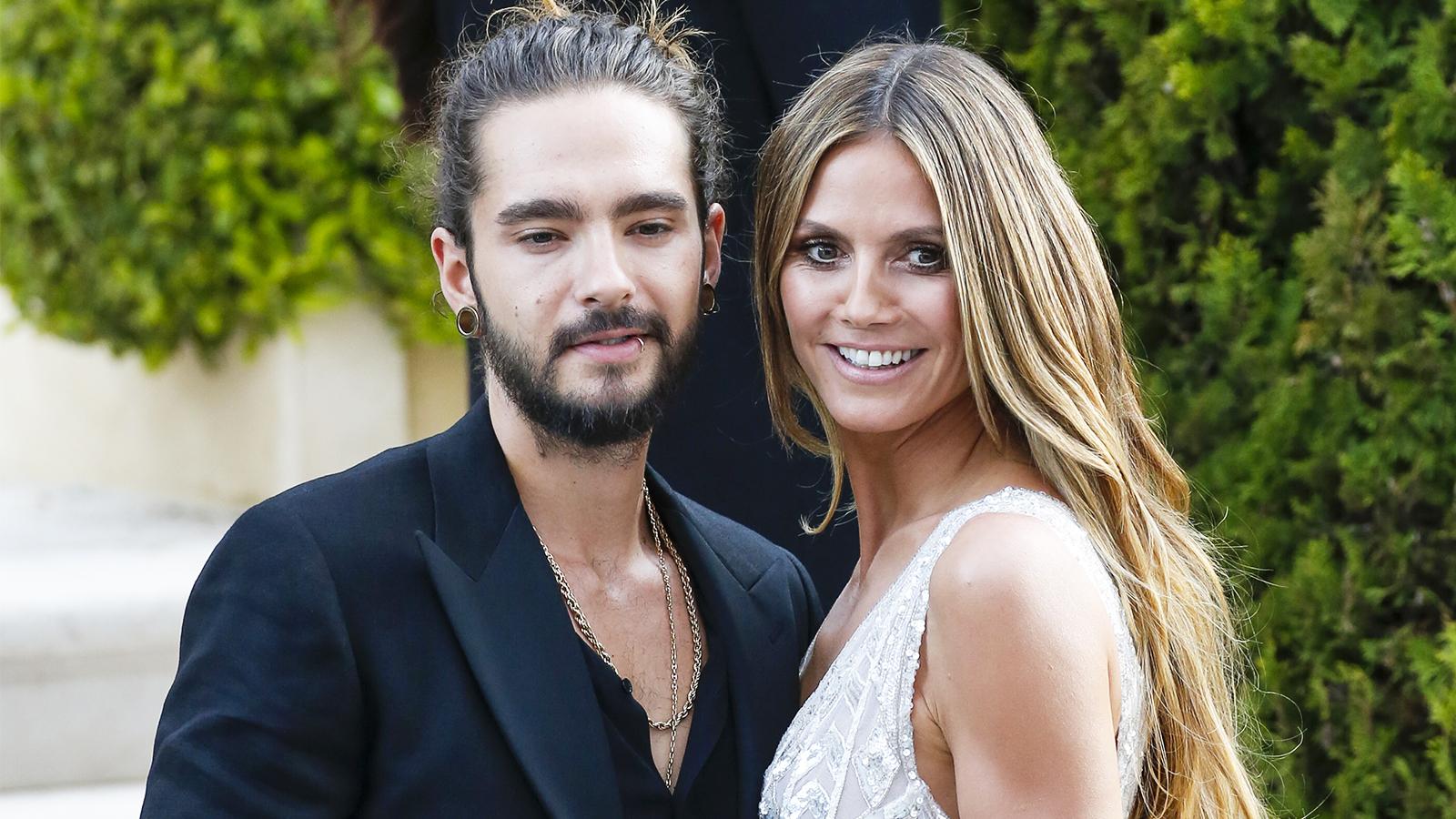 Heidi Klum Tom Kaulitz Ist Das Bereits Der Probelauf Fur Ihre
