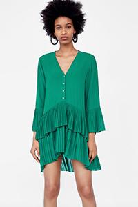 Zara kleider sommer 2018
