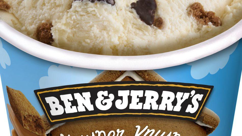 Eis Ben & Jerry's