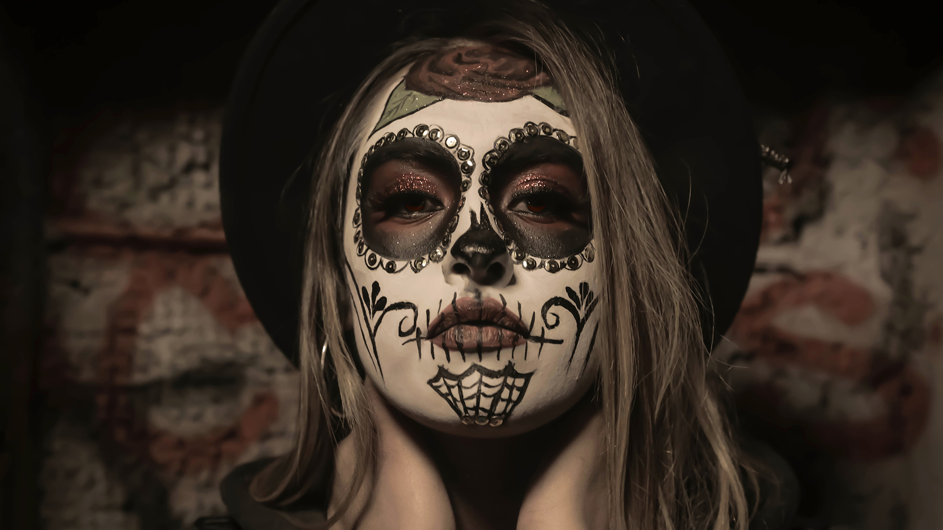 Halloween Schminken Ohne Kostum.10 Halloween Make Up Ideen Fur Die Man Sonst Kein Kostum Mehr Braucht Maxima